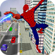 Strange Spider Rope Hero by The Knights Inc.
