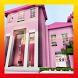 Pink Dream House. Map for MCPE by Manisha-2017