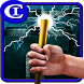 Fire Electric Pen 3D(Random) by Chi-Chi Games