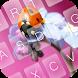 Beetle Cute Keyboard Theme by KeyboardThemez