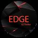 Edge Theme LG G6 G5 V20 by WSTeams