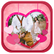 Valentine day Love Photo Frames by neobit apps