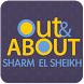 Out & About Sharm El Sheikh by The App Concept