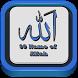 99 Name of Allah Asma-ul Husna by Coderman