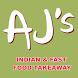 AJs Indian & Fast Food by OrderYOYO