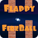 Flappy FireBall:Electric ball by Fire_Game