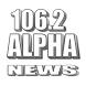 ALPHANEWS 106,2 by looksomething.com
