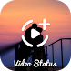 Video Story Status : Video Lyrics Story by Creative photo art