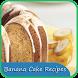 Banana Cake Recipes by JodiStudio