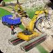 Amphibious Excavator Simulator by Wacky Studios -Parking, Racing & Talking 3D Games
