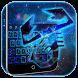 Galaxy Scorpio Keyboard Theme by NeoStorm We Heart it Studio
