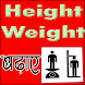 Height Weight बढ़ाये
