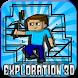 Exploration Block 3D