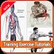 Training Exercise Tutorials by RaziqDroid