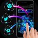 3D Hologram Fidget Spinner Theme by Creative Design Theme