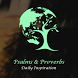 Psalms & Proverbs Daily by Ten Doves Charity