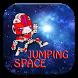 Jumping Space Adventure Run
