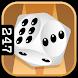 247 Backgammon by 24/7 Games llc