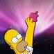 Homer Wallpaper Art HD by Grive Creativo