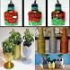 Ide Kreatif dari Botol Terbaru by Kim Oke