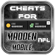 Cheats For Madden NFL Mobile App For - Prank. by Speed App Techno