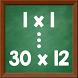 multiplication tables pro by Mindwave