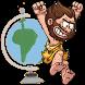 Caveman Jump World Tour by chikiuso
