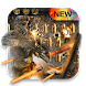 Gun Fire Keyboard Weapon Bullet Theme Soldier