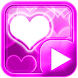 Cute Valentines Live Wallpaper by True Fluffy Apps and Games