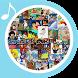 أغاني رسوم متحركة قديمة by MyRingtonesApps