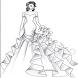 Design Women's Wedding Gown by ufaira