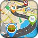 GPS Route Finder & Location Navigation Maps by Apps Heaven