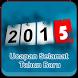 Ucapan Selamat Tahun Baru by Berdikari Studio