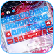 Fourth of July Fireworks Keyboard by ChickenAnt Themes