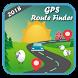 GPS ROUTE FINDER/NAVIGATOR