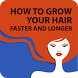 Grow Your Hair Faster, Longer. Natural Hair Growth by NX Entertainment Studio