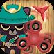 Samurai Cat Spinner (Unreleased) by Pupgam Studios S.L.