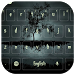 Gothic Keyboard by live wallpaper collection