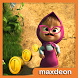 Kids Masha Run Bear by Maxdeon