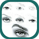 Learn To Draw Eyes - Easy by Siyem Apps