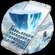 Ice and snow legendary keyboard by Bestheme Keyboard Designer 3D &HD