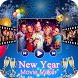 New Year Movie Maker : New Year Photo Slide Show by Photo Video Movie Maker With Music