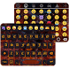 Fire Emoji Keyboard Wallpaper by Keyboard themes