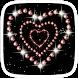 Bling Heart Theme by Huizhang Theme