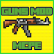 GUNS Mod for mcpe by Mods mcpe