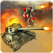 Off Road Army Tanks VS Robots. by Ample Games