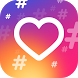 Top Tags for Instagram Likes by zhaokaiapp