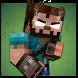 Skins Herobrine for Minecraft by bessonom