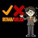 Kuis Benar Salah Indonesia by ChangDev