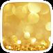 Glitter Gold Theme by Huizhang Theme